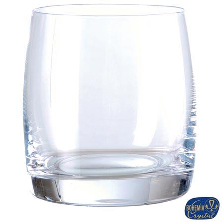 Conjunto de Copos Ideal Fyh em Cristal 290 ml com 06 Peças - Bohemia, Não se aplica, Cristal, 06 Peças, 03 meses