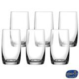 Conjunto de Copos Bohemia em Cristal Ecologico com 380 ml de Capacidade - 311005288