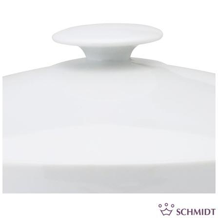 , Branco, Porcelana, 03 meses