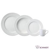 Aparelho de Jantar 16 Peças Branco - Schmidt