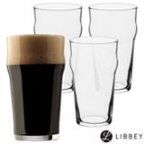 Conjunto de Copos Craft Brew English Pub em Vidro 590 ml com 04 Peças - Libbey