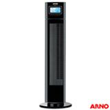 Ventilador de Torre Arno com 03 Velocidades Preto, Tela de LCD e Painel Eletrônico - EOLC