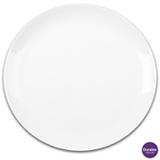 Jogo de Pratos Rasos 06 Peças Blanc Opaline - Duralex
