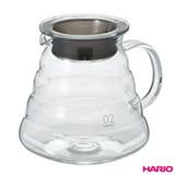 Jarra para Servir Café com Capacidade de 600 ml em Vidro - Hario
