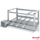 Giragrill com 05 Espetos Kit 2005 Premium - Ikeda