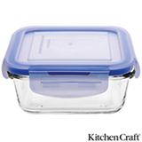 Pote em Vidro Borosilicato com 330 ml e Fechamento Hermético Pure Seal - Kitchen Craft