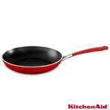 Frigideira em Aço Inox com 30 cm Vermelha - KitchenAid