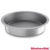 Forma Redonda KitchenAid Classic em Aço Carbono Antiaderente
