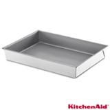 Forma para Bolo KitchenAid Classic Antiaderente Retangular