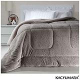 Cobertor Queen em Poliéster Duoblanket Fend - Kacyumara
