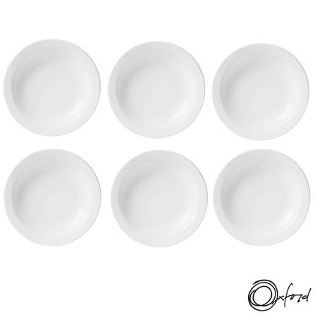 , Branco, Liso, Cerâmica, Redondo, 12 meses