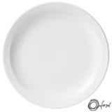 Conjunto de Pratos de Sobremesa Oxford Daily Branco com 6 Peças - JM18-6014