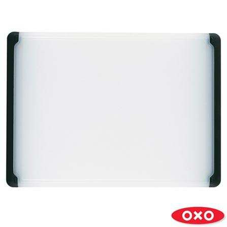 Tábua de Cozinha em Plástico - Oxo, Não se aplica, Plástico e Borracha, 03 meses
