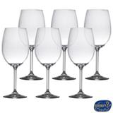 Conjunto de Taças para Vinho em Crystalite de 580 ml com 06 Peças - Bohemia - 5251 - RJ5251