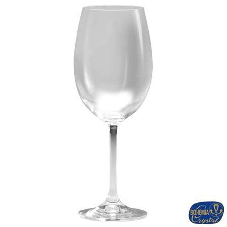 , Não se aplica, Cristal, 06 Peças, 450 ml, 01 mês