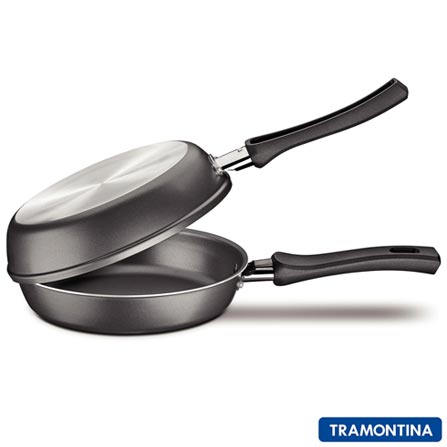 Omeleteira em Alumínio Napoli 20 cm - Tramontina - 20123020