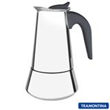 Cafeteira Expressa Italiana Tramontina com Capacidade de 350 ml em Inox