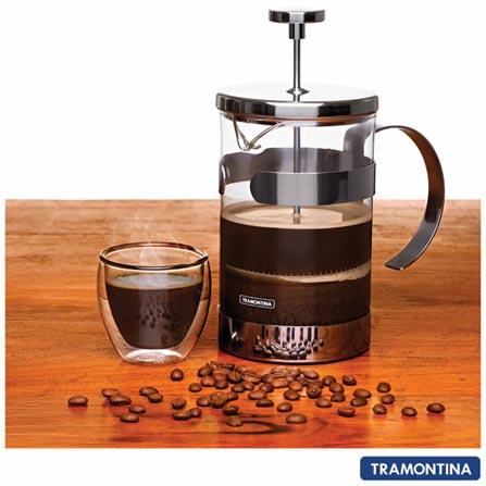 Conjunto de Xicaras para Café em Vidro com 02 Peças - Tramontina, Não se aplica, 0,11 Litros, Vidro, 12 meses
