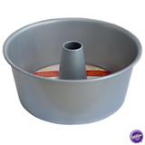 Forma Redonda de 23 cm em Aço Antiaderente com Fundo Removível - Wilton
