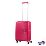 Mala de Viagem American Tourister Curio CR7 40L Rosa P - AO8090001