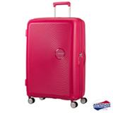 Mala de Viagem American Tourister Curio CR7 110,16L Rosa G - AO8090003