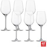 Conjunto de Taças Fortíssimo para Água em Cristal com Titânio 505 ml com 06 Peças - Schott Zwiesel