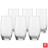 Conjunto de Copos Longdrink em Cristal de 540 ml com 06 Peças - Schott Zwiesel