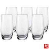 Conjunto de Copos Banquet para Longdrink em Cristal 420 ml com 06 Peças - Schott Zwiesel