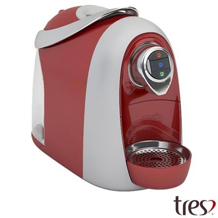 , 110V, 220V, Vermelho, Espresso automática, Cápsulas, 1,2 Litros, 15 Bars, Não especificado, Diversos sabores, Acrílico, 110 V - 1050W e 220V - 870W, 12 meses