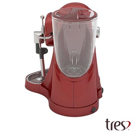 , 110V, 220V, Vermelho, Espresso automática, Cápsulas, 1,2 Litros, 15 Bars, Não especificado, Diversos sabores, Não especificado, 950 W, 12 meses