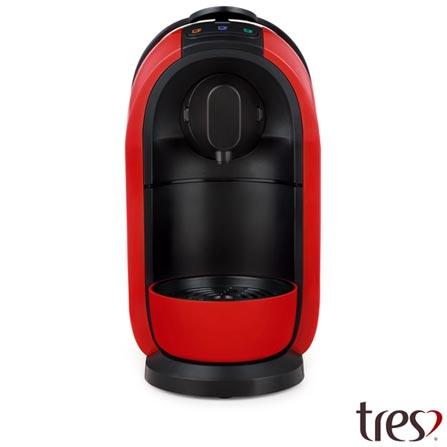 , 110V, 220V, Vermelho, Espresso automática, Cápsulas
