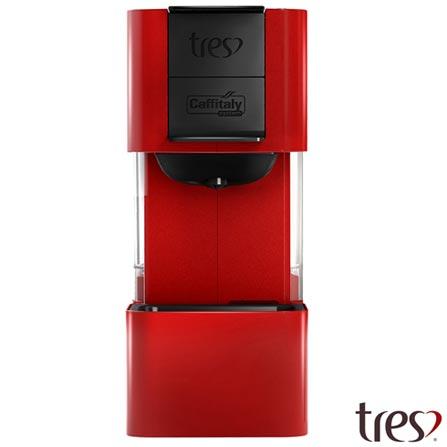 , 110V, 220V, Vermelho, Espresso automática, Cápsulas, 01 xícara, Diversos sabores, Não especificado, 1400 W, 12 meses