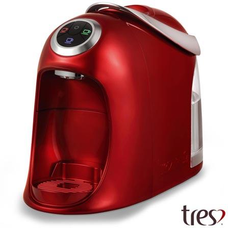 Cafeteira Expresso Tres Versa Vermelho 110v - S20
