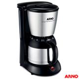 Cafeteira Arno Gran Perfect Thermo para Café em Pó Preta e Inox - CFX2
