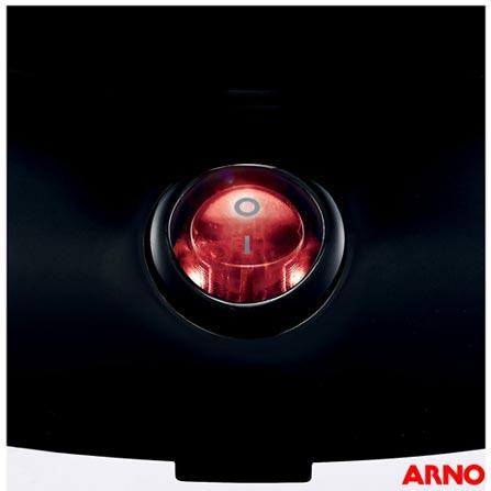 Cafeteira Arno Gran Perfect Thermo para Café em Pó Preta e Inox - CFX2, 110V, 220V, Preto e Inox, Elétrica, Pó, 1,03 Litros, Não se aplica, 16 xícaras grandes ou 24 xícaras pequenas, Café, Inox, 110 V - 800W e 220V - 700W, 12 meses