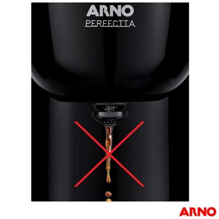 , 110V, 220V, Preto e Inox, Elétrica, Pó, 1,03 Litros, Não se aplica, 16 xícaras grandes ou 24 xícaras pequenas, Café, Inox, 110 V - 800W e 220V - 700W, 12 meses