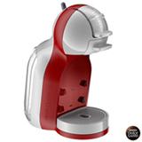 Cafeteira Arno Dolce Gusto Mini Me Vermelha para Café Espresso
