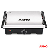 Grill Elétrico Arno Dual com Capacidade para 04 Hambúrgueres - GNOX