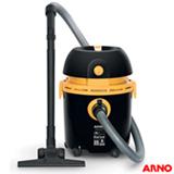 Aspirador de Po e Agua Arno com Capacidade de 12 Litros de Agua e 10 Litros de Po com Saco Coletor - H3PO