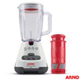 Liquidificador Arno Clic'Pro Juice com 03 Velocidades e Jarra com 1,6 Litros - LN4J