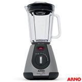 Liquidificador Arno Clic'Lav com 05 Velocidades e Jarra de Vidro com 1,5 Litros - LN77