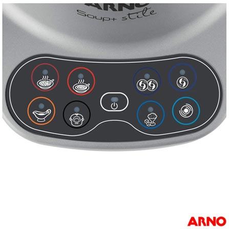 , 110V, 220V, Preto e Inox, Inox, Multi-Velocidades, 02 Litros, Não, 1100 W, Importado, 12 meses
