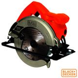 """Serra Circular de 7-1/4"""" Black & Decker com Potência de 1500 W- CS1024"""