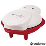 Máquina de Cupcake Cadence Sweet Cake para até 07 Cupcakes Branco e Vermelho - CUP100