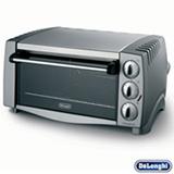 Forno Elétrico De'Longhi para Assar, Grelhar, Gratinar, Aquecer e Cozinhar com Capacidade de 12,5 Litros - EO1238