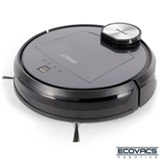 Robô Aspirador de Pó Ecovacs Robotics com Capacidade de 0,520 Litros, Wi-Fi e Reservatório de Líquido - DEEBOT R95