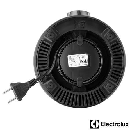 Liquidificador Electrolux Easy Power 2,5L com 5 velocidades, Preto - BEB11, 110V, 220V, Plástico, 5, 2,5 Litros, Sim, 600 W