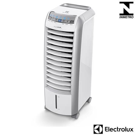 Multiclimatizador de Ar Electrolux Frio com Função Umidificar e 03 Níveis de Ventilação - CL07F, 110V, 220V, Branco, Frio, 6,6 Litros, Não, Sim, Não especificado, 60 Hz, 12 meses
