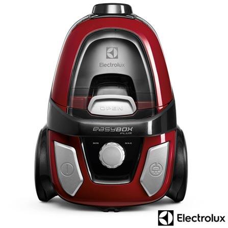 , 110V, 220V, Preto e Vermelho, Pó, 1,6 Litros, Compartimento para Pó, Não, 1,80 kW/h, 1800 W, 12 meses