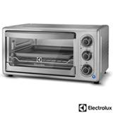 Forno Eletrico Chef Electrolux Timer, Grill e Grelha com Capacidade de 15 Litros - EOC30